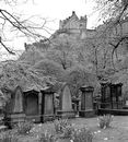 Kirkyard and Castle